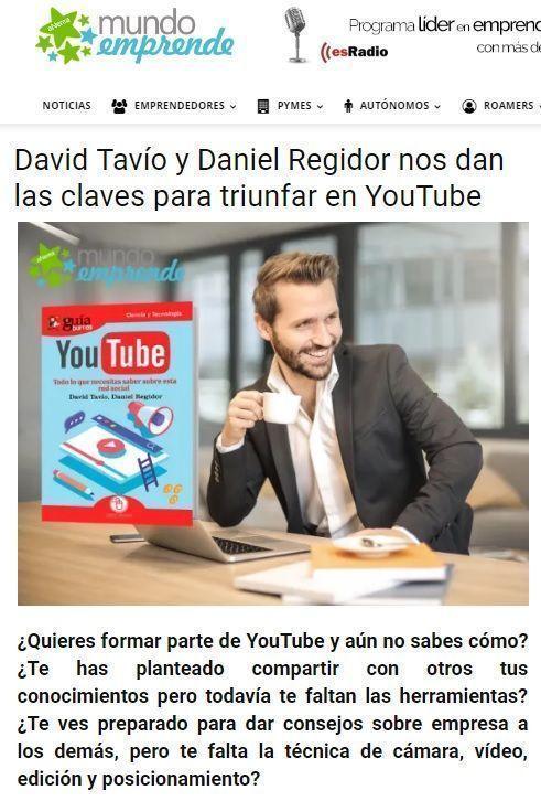 GuíaBurros: YouTube