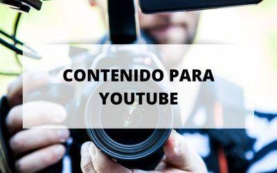 Ideas para crear contenido